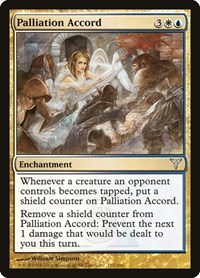 Palliation Accord, Magic, Dissension