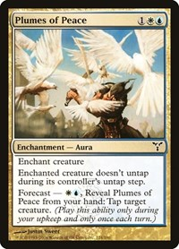 Plumes of Peace, Magic: The Gathering, Dissension