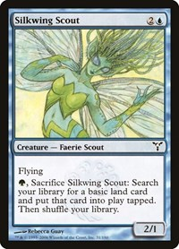 Silkwing Scout, Magic: The Gathering, Dissension