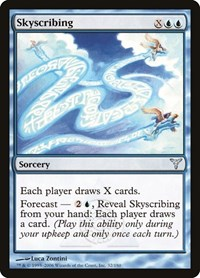 Skyscribing, Magic, Dissension