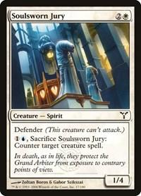 Soulsworn Jury, Magic: The Gathering, Dissension