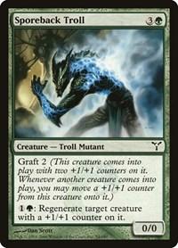 Sporeback Troll, Magic: The Gathering, Dissension
