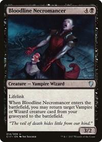 Bloodline Necromancer, Magic: The Gathering, Commander 2017