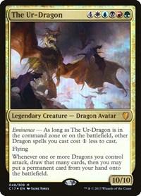 The Ur-Dragon, Magic, Commander 2017