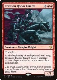 Crimson Honor Guard, Magic: The Gathering, Commander 2017