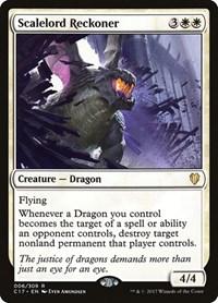 Scalelord Reckoner, Magic: The Gathering, Commander 2017