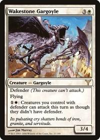 Wakestone Gargoyle, Magic: The Gathering, Dissension