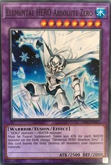 Elemental HERO Absolute Zero, YuGiOh, OTS Tournament Pack 5