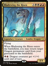 Bladewing the Risen, Magic: The Gathering, Commander 2017