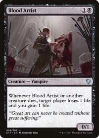Blood Artist, Magic: The Gathering, Commander 2017