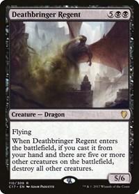 Deathbringer Regent, Magic: The Gathering, Commander 2017