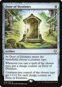 Door of Destinies, Magic: The Gathering, Commander 2017