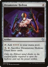 Dreamstone Hedron, Magic: The Gathering, Commander 2017