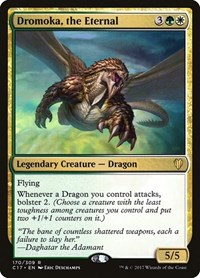 Dromoka, the Eternal, Magic: The Gathering, Commander 2017