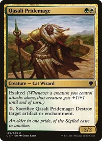 Qasali Pridemage, Magic: The Gathering, Commander 2017