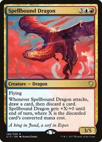 Spellbound Dragon, Magic: The Gathering, Commander 2017