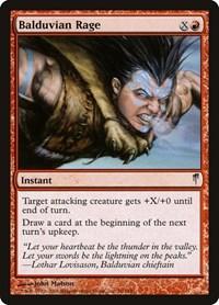 Balduvian Rage, Magic: The Gathering, Coldsnap