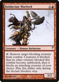Balduvian Warlord, Magic: The Gathering, Coldsnap