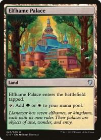 Elfhame Palace, Magic: The Gathering, Commander 2017
