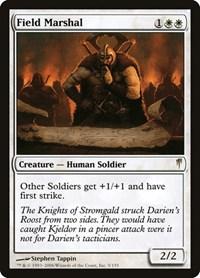 Field Marshal, Magic: The Gathering, Coldsnap