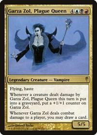 Garza Zol, Plague Queen, Magic: The Gathering, Coldsnap