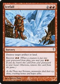 Icefall, Magic: The Gathering, Coldsnap