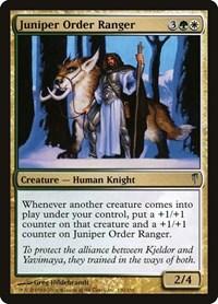 Juniper Order Ranger, Magic, Coldsnap