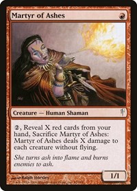 Martyr of Ashes, Magic: The Gathering, Coldsnap