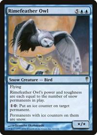 Rimefeather Owl, Magic: The Gathering, Coldsnap