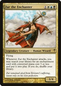 Zur the Enchanter (Foil)