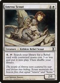 Amrou Scout, Magic, Time Spiral