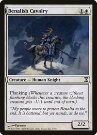 Benalish Cavalry, Magic, Time Spiral