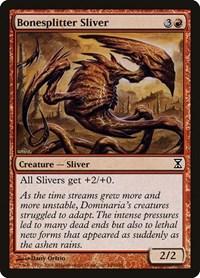 Bonesplitter Sliver, Magic, Time Spiral
