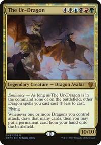 The Ur-Dragon (Commander 2017) (Foil)