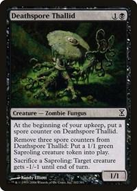 Deathspore Thallid, Magic, Time Spiral