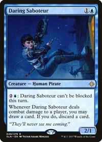 Daring Saboteur, Magic: The Gathering, Ixalan
