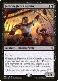 Fathom Fleet Captain, Magic: The Gathering, Ixalan