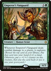 Emperor's Vanguard, Magic: The Gathering, Ixalan