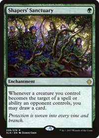 Shapers' Sanctuary, Magic: The Gathering, Ixalan