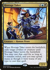 Hostage Taker, Magic, Ixalan