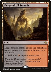 Dragonskull Summit, Magic: The Gathering, Ixalan