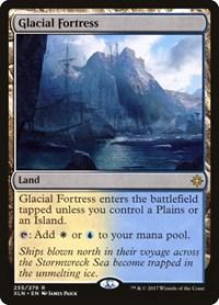 Glacial Fortress, Magic: The Gathering, Ixalan