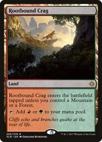 Rootbound Crag, Magic, Ixalan
