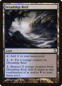 Dreadship Reef, Magic: The Gathering, Time Spiral