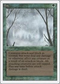 Fog, Magic, Revised Edition