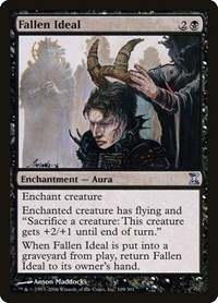 Fallen Ideal, Magic: The Gathering, Time Spiral