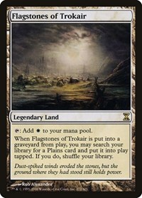 Flagstones of Trokair (Foil)