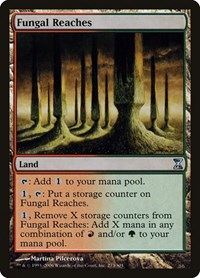 Fungal Reaches, Magic: The Gathering, Time Spiral