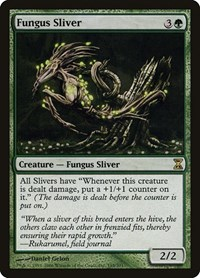 Fungus Sliver, Magic: The Gathering, Time Spiral