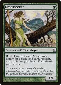 Greenseeker, Magic: The Gathering, Time Spiral